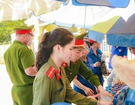 Hơn 1.000 tình nguyện viên tiếp sức mùa thi 2019 khắp nẻo xứ Nghệ