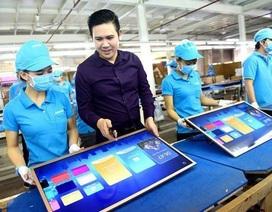 """Bộ Công an điều tra """"nghi án"""" hãng điện tử nhập hàng Trung Quốc gắn nhãn Việt"""