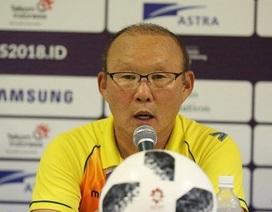 VFF và đại diện của thầy Park chưa chốt được hợp đồng mới