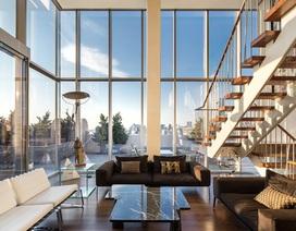 Penthouse rẻ hơn căn hộ bình dân, hàng chảnh trên cao phệt xuống vỉa hè