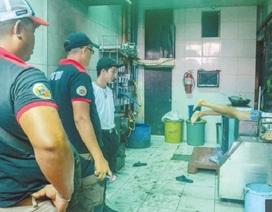 Philippines: Nam thanh niên chết thảm khi bị cuốn vào máy xay thịt