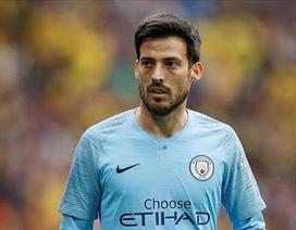 Nhật ký chuyển nhượng ngày 26/6: David Silva sẽ chơi mùa giải cuối tại Man City