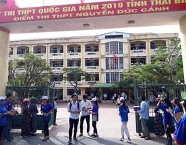 Thái Bình: Tỷ lệ học sinh đỗ tốt nghiệp THPT đạt 97,83%