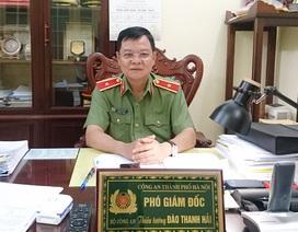 Phó Giám đốc Công an Hà Nội nói về cái khó trong quản lý taxi công nghệ