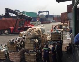 Làm giả giấy tờ để nhập khẩu trái phép hơn 1.000 tấn phế liệu