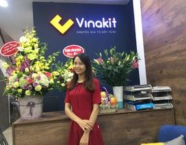 Vinakit - Chuyên gia tủ bếp, dựng xây tổ ấm mỗi gia đình