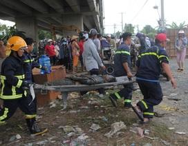 Vụ hai ô tô rơi khỏi cầu: Thêm hai nạn nhân tử vong