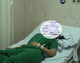 Đề nghị công an xử lý người nhà bệnh nhân say xỉn, đấm vào mặt nữ bác sĩ