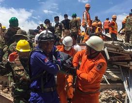 Cuộc sống mưu sinh nguy hiểm của người Campuchia tại công trường xây dựng Trung Quốc