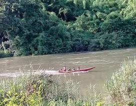 Lật xuồng trên sông Đồng Nai, 1 người mất tích