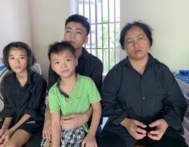 Bố chết thảm, mẹ tâm thần, ba đứa trẻ sống lay lắt không nơi nương tựa