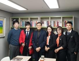 Văn phòng đại diện Hải Phát Toàn Cầu tại Hàn Quốc chính thức đi vào hoạt động