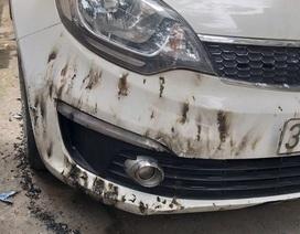 Diễn biến mới vụ ô tô bị cháy nham nhở trong khu tập thể Kim Liên