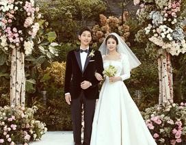 Hé lộ nguyên nhân khiến Song Hye Kyo và Song Joong Ki ly hôn