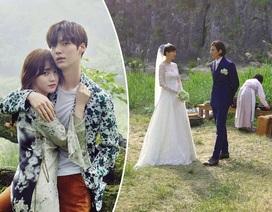 Những hôn lễ giản dị, lặng lẽ nhưng lâu bền trong showbiz Hàn