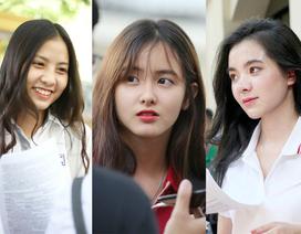 Những thiếu nữ 18 tuổi xinh đẹp như hoa xua tan nắng nóng mệt mỏi mùa thi