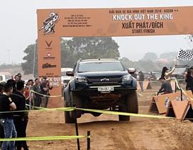 Giải Đua xe địa hình đối kháng Knock Out the King trở lại Hà Nội