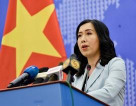 Việt Nam phản hồi phát ngôn của Tổng thống Trump về lợi ích kinh tế - thương mại