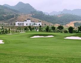 Sở Xây dựng Hà Nam nói gì về sân golf Kim Bảng không phép?