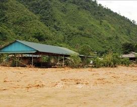 5 bản đang bị cô lập vì mưa lũ, tìm thấy thi thể nạn nhân thứ 2