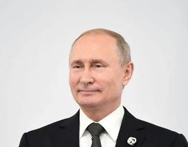 """Tổng thống Putin: Nói Nga hung hăng là suy nghĩ """"ảo tưởng"""""""