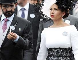 Vợ của nhà lãnh đạo, tỷ phú Dubai, công chúa Haya đã bỏ chồng, lấy đi 31 triệu bảng để bắt đầu cuộc sống mới