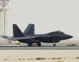 Mỹ đưa thêm dàn máy bay chiến đấu tàng hình tới gần Iran