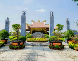 Hoa Viên Bình An tặng khách hàng xe ôtô và 100 cây vàng