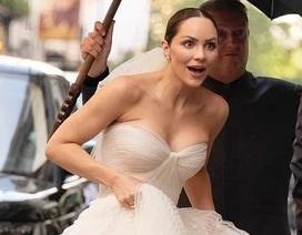 Katharine McPhee kết hôn với bạn trai hơn 34 tuổi