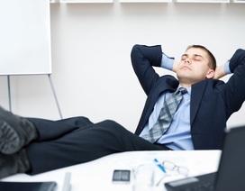 Nghịch lý lãnh đạo sau quyết định thay vị trí giám đốc bởi người lười biếng