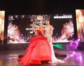 Hoa hậu Doanh nhân Quốc tế 2019 gọi tên thí sinh Vivian Trần