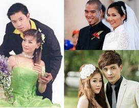 """Những cuộc hôn nhân """"ngắn chẳng tày gang"""" của sao Việt"""