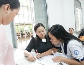 Các địa phương cấp tập chấm thi THPT quốc gia 2019