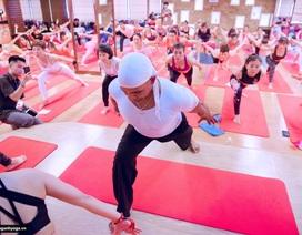 Bậc thầy Yoga Master Kamal đến Hà Nội truyền bí quyết sống khỏe, hạnh phúc