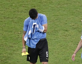 Luis Suarez hóa tội đồ, Uruguay bị loại khỏi Copa America