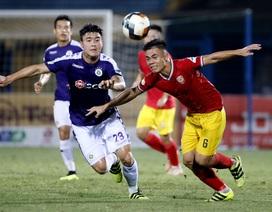 CLB Hà Nội và B.Bình Dương dễ dàng vào tứ kết cúp quốc gia