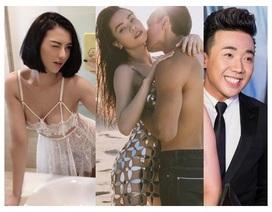 """Showbiz Việt ngập tràn tin tình ái, tranh cãi """"yêu nhanh, cưới vội, ly hôn bất ngờ"""""""