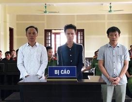 Hai án tử hình cho đường dây ma túy xuyên Việt