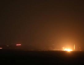 """Israel bị """"tố"""" không kích ồ ạt các mục tiêu gần thủ đô Syria"""