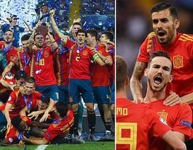 Thắng U21 Đức, U21 Tây Ban Nha lên ngôi vô địch U21 châu Âu