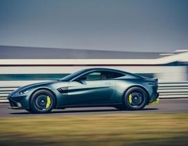 Aston Martin Việt Nam chính thức nhận đặt hàng siêu phẩm giới hạn Vantage AMR