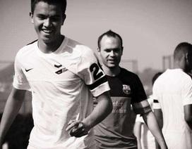Tiền vệ gốc Việt từng ăn tập ở Barcelona sang CH Séc thi đấu