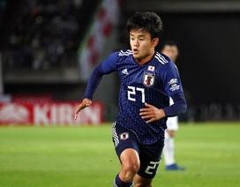 """""""Messi Nhật"""" có tên ở danh sách du đấu của Real Madrid"""
