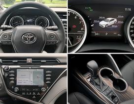 Toyota Camry 2019 – Lột xác hoàn toàn