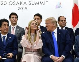Ivanka Trump: Cố vấn, con gái yêu hay nhà ngoại giao hàng đầu?