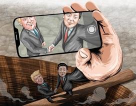 Dù ông Trump và ông Tập bắt tay, sự ngờ vực và tranh chấp vẫn tồn tại trong thương chiến Mỹ-Trung