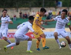 HA Gia Lai và CLB Hà Nội có ưu thế ở tứ kết Cúp Quốc gia