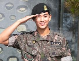 """Tài tử """"Vì sao đưa anh đến"""" Kim Soo Hyun hé lộ kế hoạch sau xuất ngũ"""