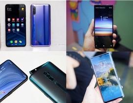 Điểm danh những smartphone cao cấp bán nửa đầu năm 2019