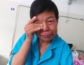 Tủi thân người phụ nữ cô đơn lần thứ 5 chống chọi với căn bệnh ung thư